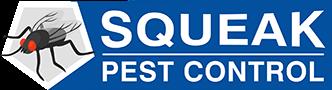 Squeak Pest Control Logo