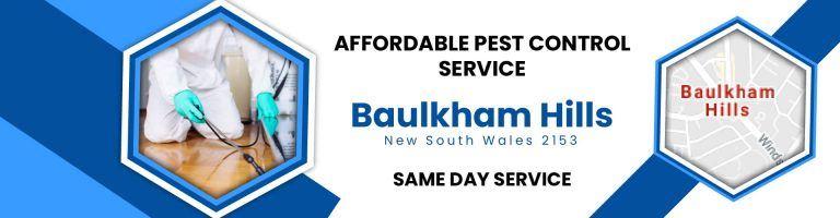 Pest Control Baulkham Hills